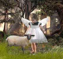 GiGi's Lamb by Jenifer10