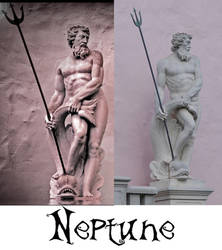 Neptune-Stock by Jenifer10