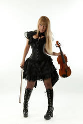 Tanit-Isis Violin I by tanit-isis-stock