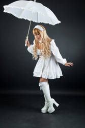 Tanit-Isis White Lolita II by tanit-isis-stock