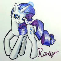 Rarity by AnicMJ