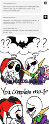 [Ask] Who's the bats? by AnicMJ