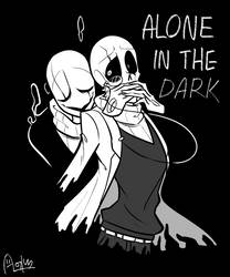 Alone in the dark by AnicMJ