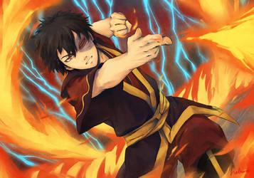 SW10: Fire Prince Zuko by hakumo