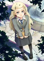 SW10: Luna Lovegood by hakumo