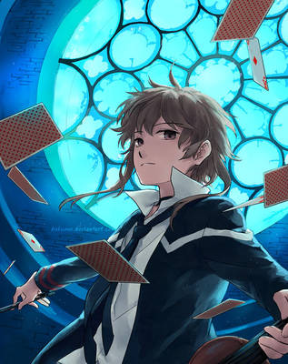 SS: Prodigy's Symphony by hakumo