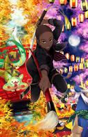Seize the Future! by hakumo