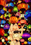 Amber Heights by hakumo