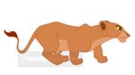 Prideland Lioness #2 by KashimusPrime
