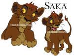 Saka by KashimusPrime