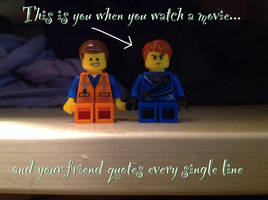 Obnoxious Friend by Electric-Bluejay
