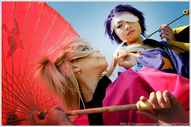 Gintama - By my side by SoySauceCosplay
