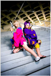 Gintama - Don't mess with us by SoySauceCosplay
