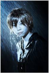 KHR in the Rain: Tsuna by SoySauceCosplay