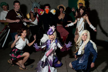AX2011: What a Shocker by SoySauceCosplay