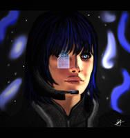 Shepard by xpiratical