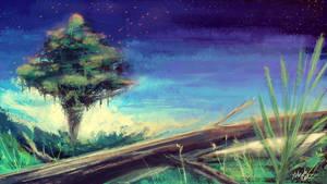 (Speed) Mana Tree by Zefy