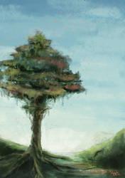 (Speed) Mana Tree - again by Zefy