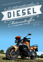 15. Internationales Dieselmotorradtreffen 2015 by emscherblues