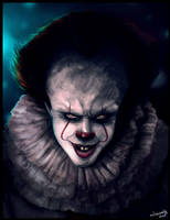 Pennywise 2 by PootieWheat