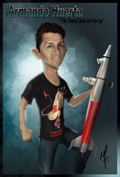 Armando Huerta by kaltblut