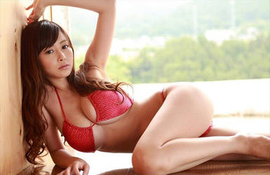Anri Sugihara - Striptease (C) bonus image by Anri-Sugihara