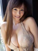Anri Sugihara's splendid swimsuit by Anri-Sugihara