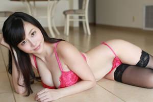 Anri Sugihara - gorgeous rose undies 5 by Anri-Sugihara
