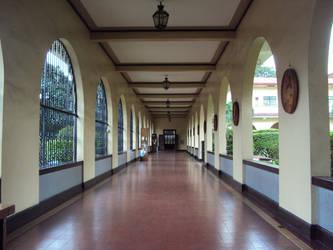 Church interior by dianerz817