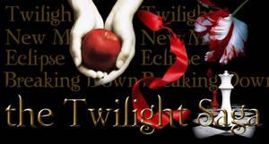 The Twilight Saga Wallpaper by mAt-Vicky