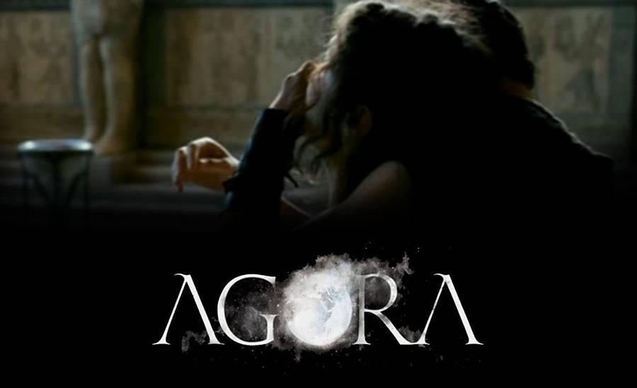 Agora Wallpaper by mAt-Vicky