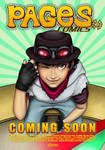Pages Comics #3 Coming Soon by MykeyM8