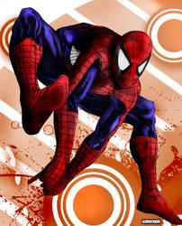 Spiderman by JackChinaski