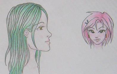 Petits dessins ... by Ellana7125