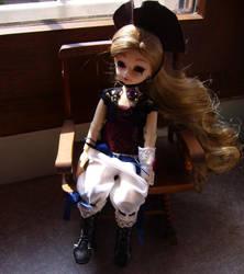 Emily - Little pirate 1 by Ellana7125