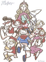 the Mam crew is BACK by katribou