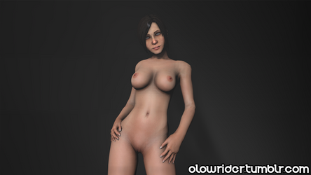 Liza Snow | SFM model by oLowRider