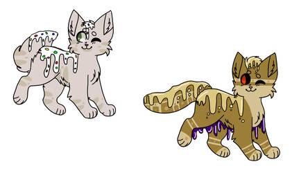 Cat Adopts by Redpandaseas
