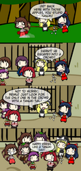 How To Spot A Tanuki...? by RacoonCitizen42