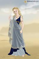 Amarie of Aman by ElawenAltariel