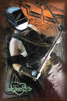 Raider card by RabbitMeatVendor