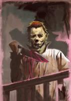 Michael Myers by JamesPeterMcDermott