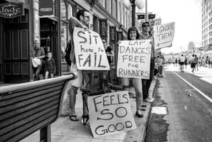 Free For Runners by ZiaulKareem