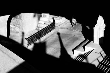 Lone Traveller by ZiaulKareem