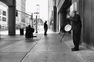 'Age I do abhor thee' by ZiaulKareem