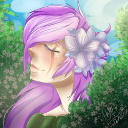 The Orchid- Sahara Yuko by appletart370