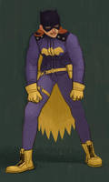 Batgirl by atomicman