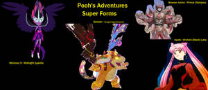 Pooh's Adventures Super Forms by KoopaArt10141989