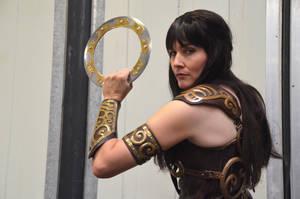 Xena Warrior Princess Cosplay at Memorabilia 2012 by masimage