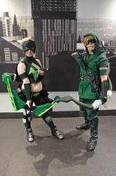 Green Arrow Cosplay (3) by masimage